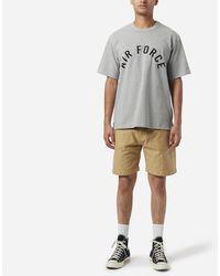 Uniform Bridge Round Pocket Shorts - Natural