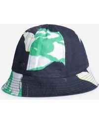 a1aebc308d0 Folk Grey Textured Knit Wool Beanie Hat in Gray for Men - Lyst