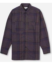 Engineered Garments Work Shirt - Blue