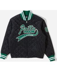 PATTA Sport Quilted Jacket - Multicolour