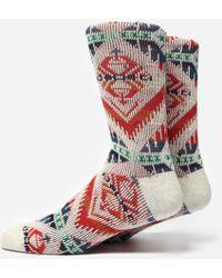 Anonymous Ism - Wigwam 85 Socks - Lyst