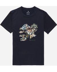 Snow Peak - Campfield T-shirt - Lyst