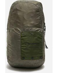 Maharishi Rollaway Backpack - Green