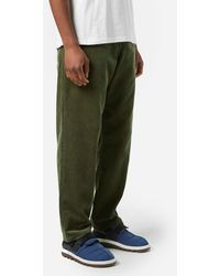 Battenwear Corduroy Active Lazy Pant - Green