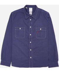 Visvim - 1910 Lightning Twill Shirt - Lyst