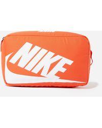 Nike Shoe Box Bag - Red