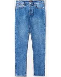 A.P.C. Tapered Jeans - Blue