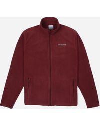 759bff1d2970 Lyst - Ralph Lauren Snow Polo Core Trek Down Vest in Red for Men