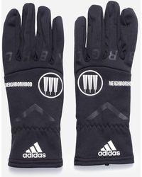 adidas X Neighborhood Gloves - Black