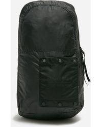 Maharishi Rollaway Backpack - Black