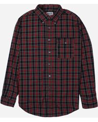 Engineered Garments - Utility Shirt - Lyst