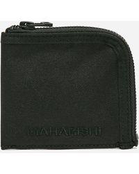 Maharishi Miltype Wallet - Black