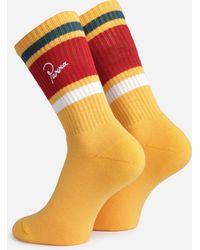 by Parra 4-pack Crew Socks - Orange