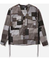 Eastlogue Flak Shirt Jacket - Black