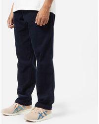 Battenwear Corduroy Active Lazy Pant - Blue