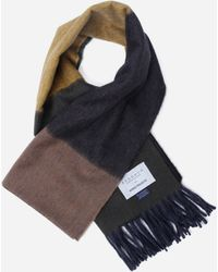Norse Projects X Begg & Co Scarf - Yellow