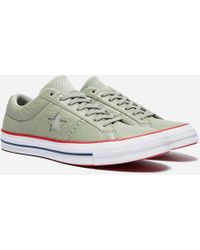 Converse One Star Ox - Green