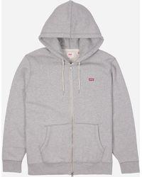 Levi's Original Zip Up Hoodie