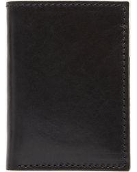 Nudie Jeans Hagdahl Wallet - Black