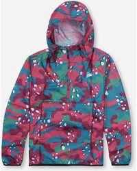 PATTA Ripstop Packable Jacket - Multicolour