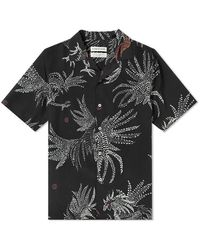 A Kind Of Guise - Gioia Shirt Black Rooster - Lyst