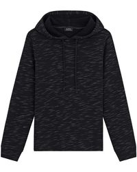 Sweaters A.p.c. Sweat Miley Noir - Black