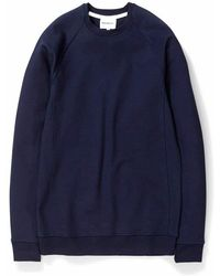 Norse Projects - Ketel Dry Mercerized Navy - Lyst