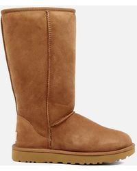 UGG Classic Tall Ii Sheepskin Boots - Brown