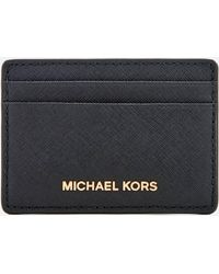 50df92496ce1a Lyst - Michael michael kors Bryant Cavallo Leather Bifold Wallet in ...