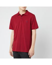 Joules Woody Polo Shirt - Red
