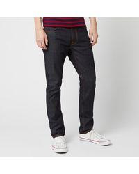 Nudie Jeans Men's Lean Dean Slim Jeans - Blue