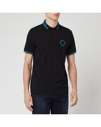 BOSS Paddy 1 Polo Shirt - Black