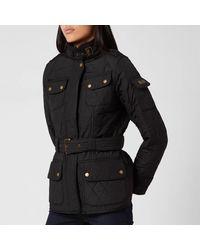 Barbour - Ladies International Wax Jacket - Lyst