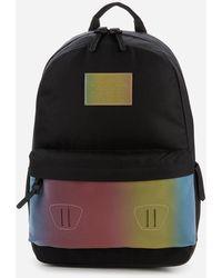 Superdry Reflective Ombre Montana Bag - Black
