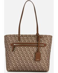 DKNY Casey Large Tote Bag - Multicolour