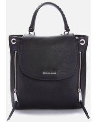 MICHAEL Michael Kors Viv Large Backpack - Black