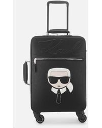 Karl Lagerfeld Karl Trolley - Black