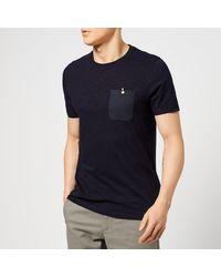 Ted Baker Web T-shirt - Blue