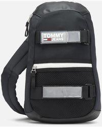 Tommy Hilfiger Urban Sling Bag - Black