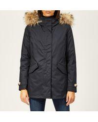 Woolrich 3-in-1 Arctic Parka Jacket - Blue