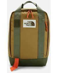The North Face Tote Pack Bag - Green