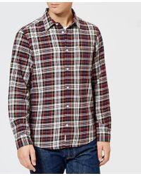 Jack Wills - Salcombe Check Shirt - Lyst