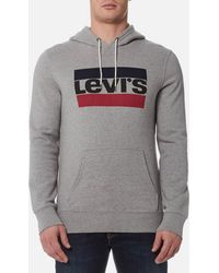Levi's | Sportswear Logo Overhead Hoody | Lyst