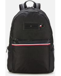 Tommy Hilfiger Nylon Backpack - Black