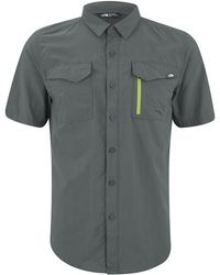 The North Face - Sequoia Short Sleeve Shirt - Lyst