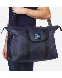 Superdry City Breaker Holdall Bag - Blue