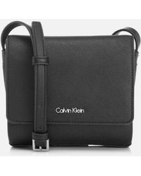 CALVIN KLEIN 205W39NYC - M4rissa Flap Cross Body Bag - Lyst