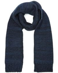 SELECTED - Men's Grit Scarf - Lyst