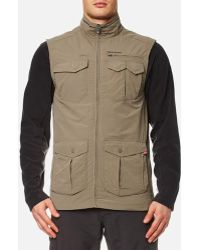 Craghoppers - Nosilife Adventure Gilet - Lyst