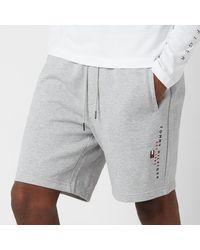 Tommy Hilfiger Essential Sweatshorts - Grey